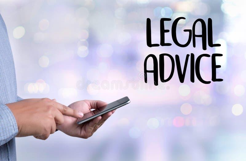 CONSIGLIO LEGALE (aiuto di competenza di Consulation di conformità di consiglio legale fotografie stock libere da diritti