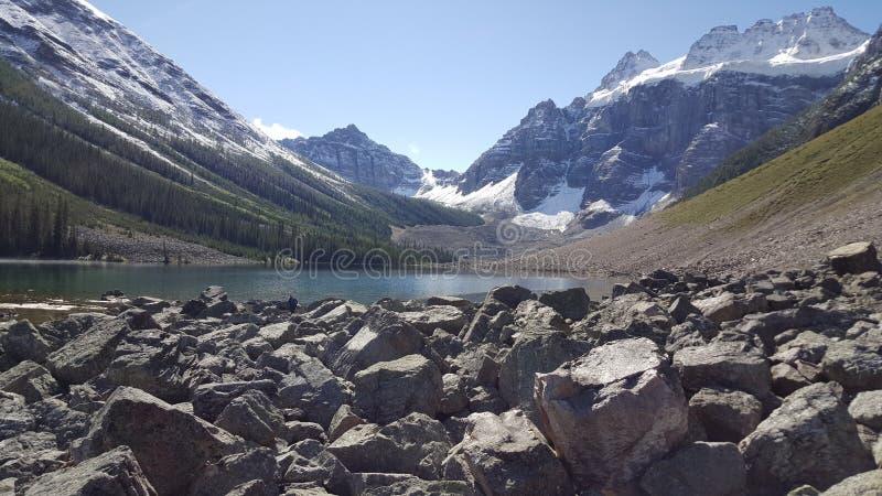 Consolation de lac photos libres de droits