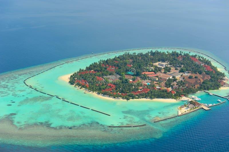 Console de Maldives foto de stock royalty free