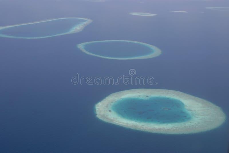 Console de Maldives imagens de stock royalty free
