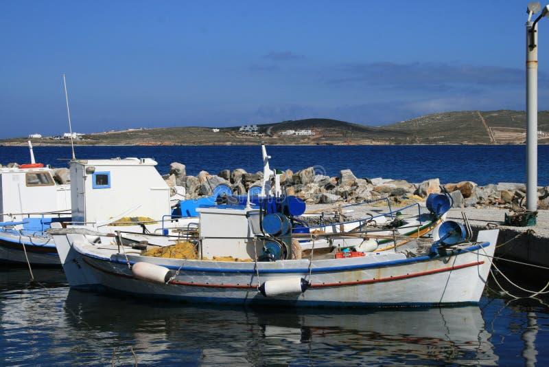 Console de Paros, Greece fotos de stock