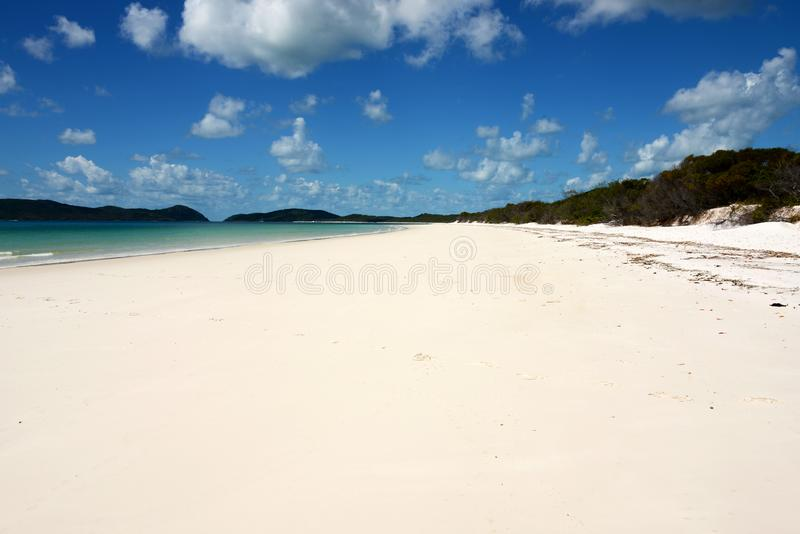 Console de Whitsunday imagem de stock royalty free