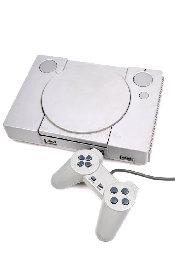 Console do jogo video imagem de stock royalty free