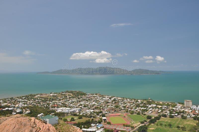 Console e Townsville magnéticos foto de stock royalty free