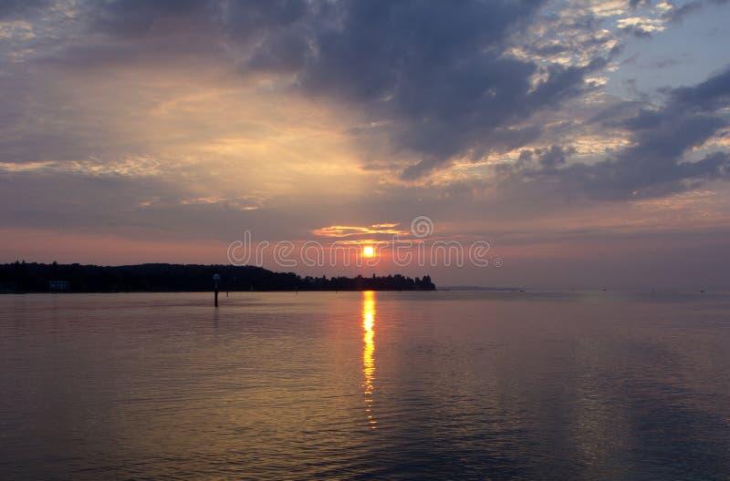 Constance озера стоковые изображения