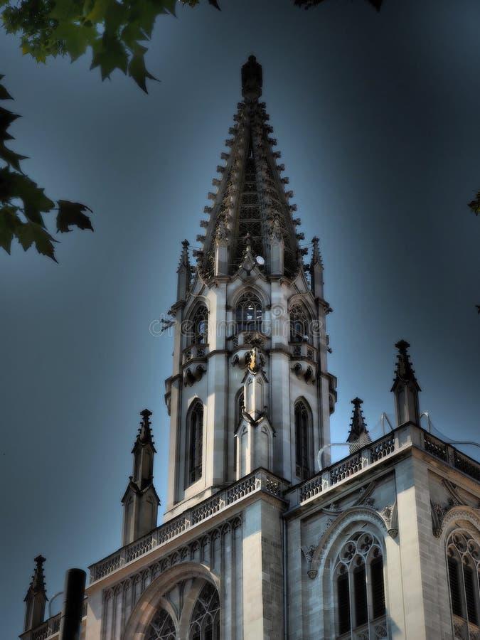 Constance - ville historique magnifique - l'Allemagne images stock