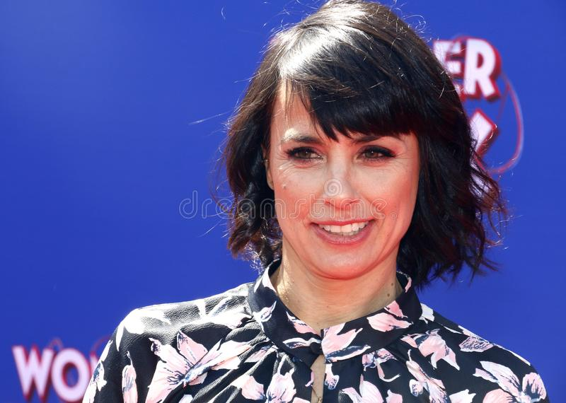 Constance Zimmer obrazy royalty free