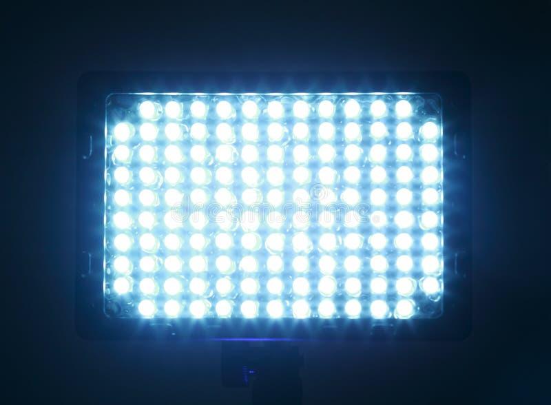 Constant licht voor video, leiden royalty-vrije stock afbeeldingen
