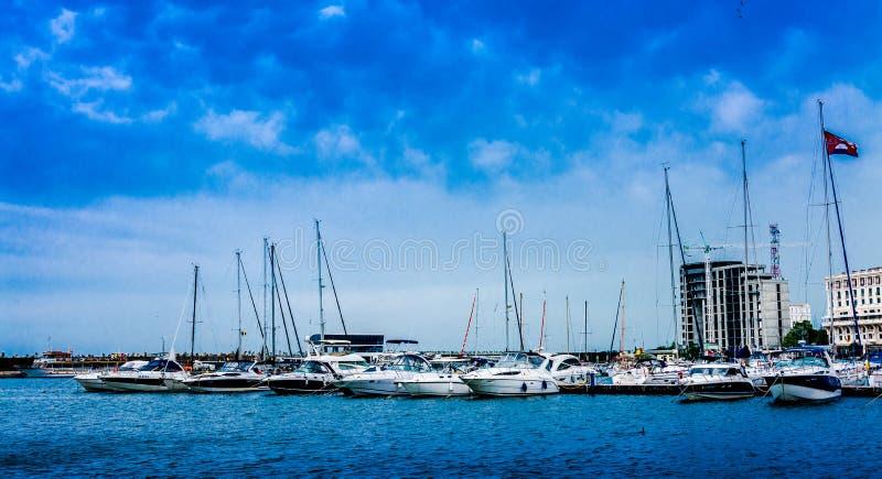 Constanta marina fotografering för bildbyråer