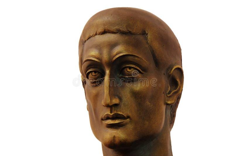 Constantine ο μεγάλος σε Viminacium στοκ εικόνα