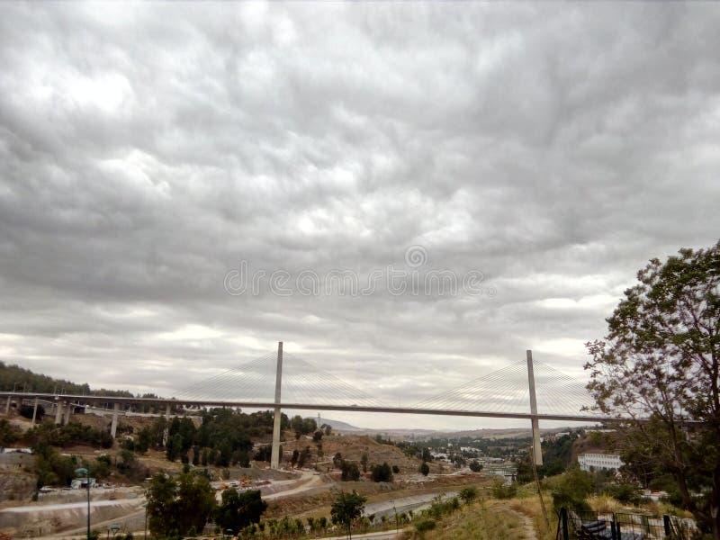 Constantine den geant bridgen arkivfoto