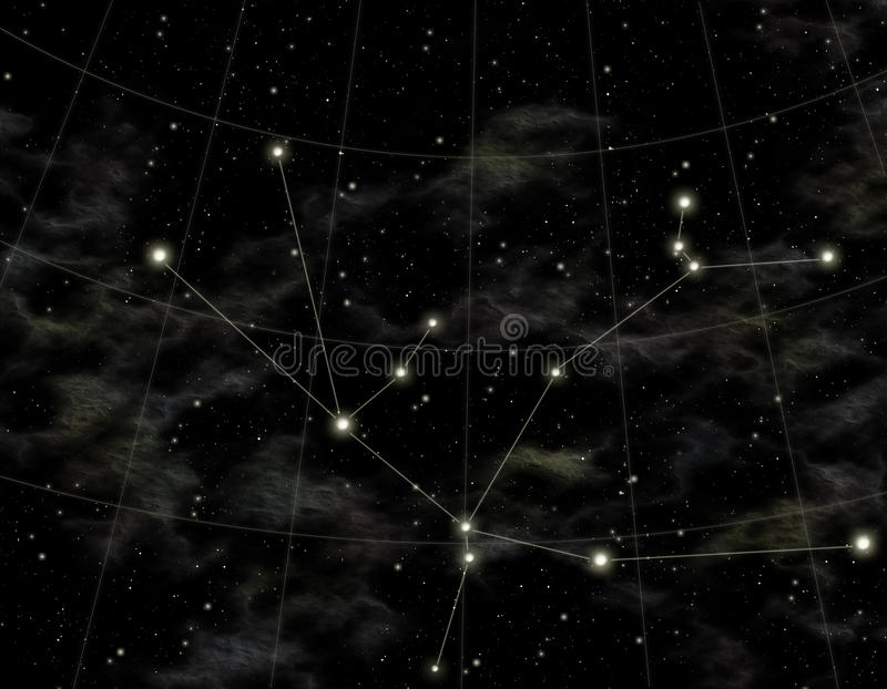 Constelação de Andromeda