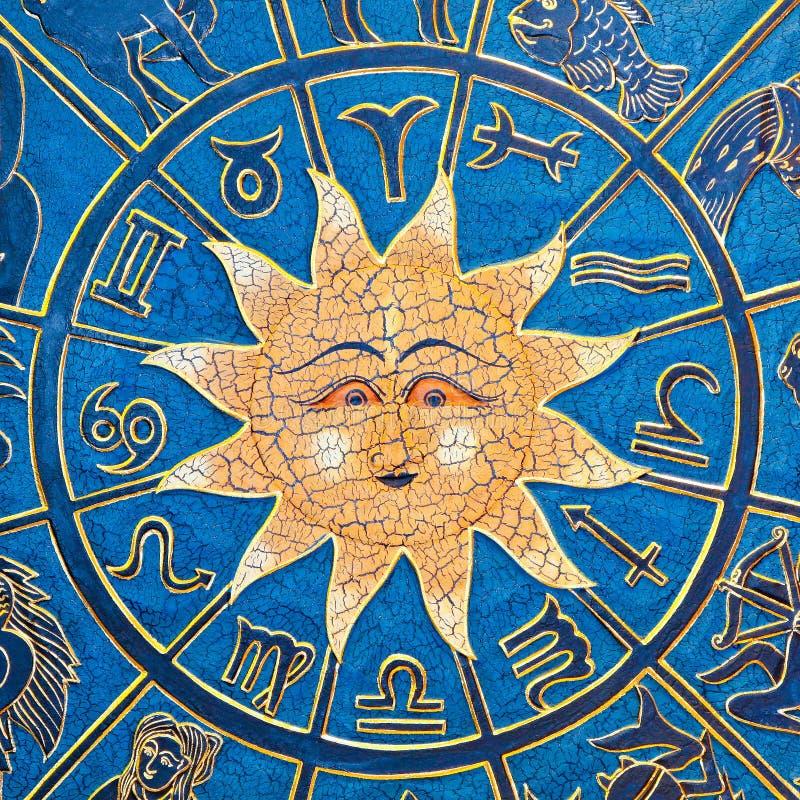 Constelação de Sun imagens de stock royalty free