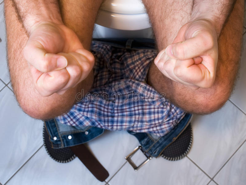 Constipation stock images