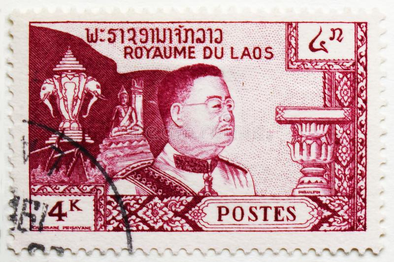 Constitutionele Monarchie, serie, circa 1959 stock foto
