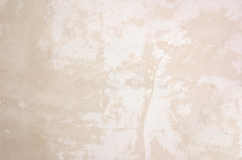 Constraction background. Plasterboard wall with putty royalty free stock photo