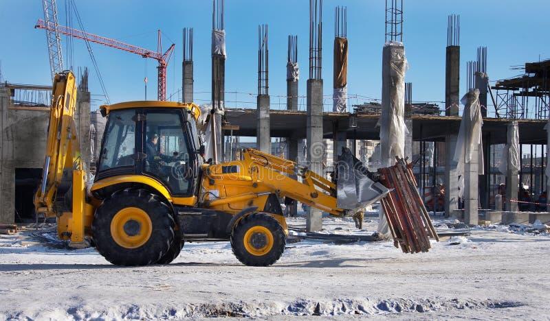 Construção 08 fotografia de stock