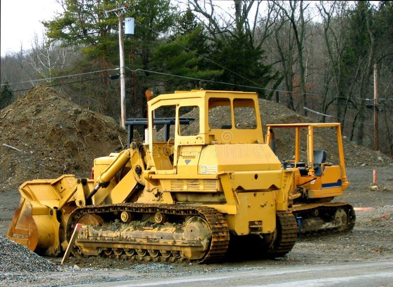 Download Construção imagem de stock. Imagem de shovel, escavar, maquinaria - 56575