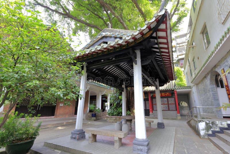 Construção da mesquita do guangta do huaisheng imagem de stock