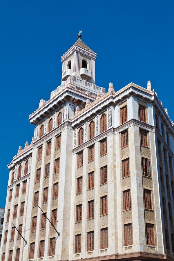 Construção de Bacardi foto de stock royalty free
