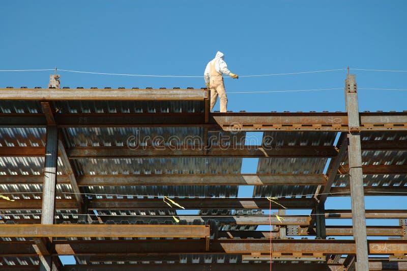 Construção de edifício 1 imagem de stock royalty free