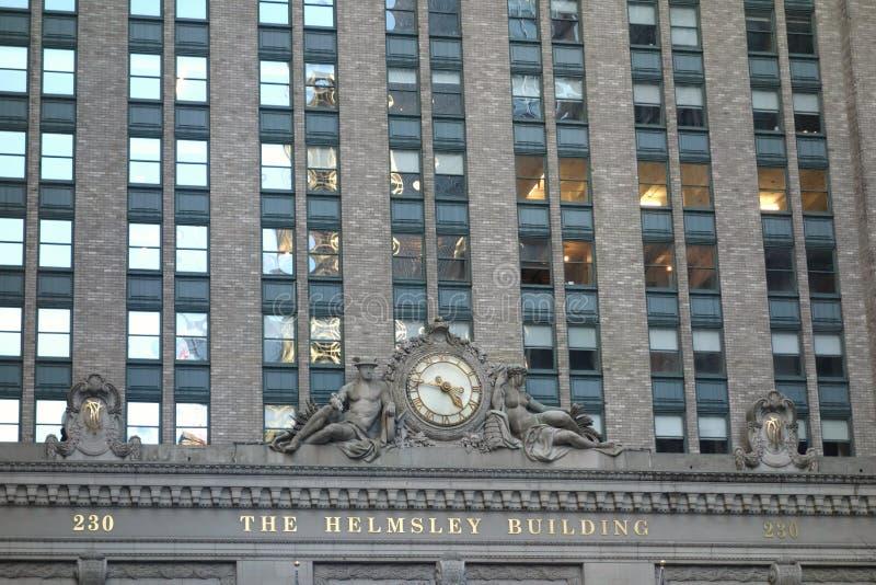 Construção de Helmsley imagens de stock