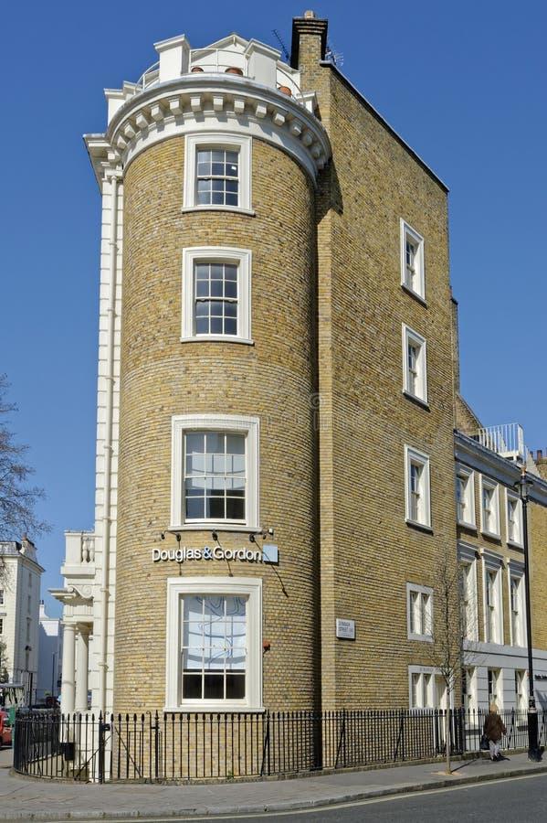 Construção de Londres fotografia de stock royalty free