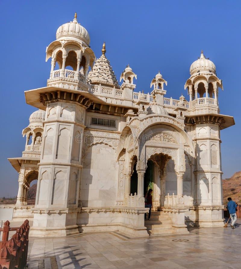 Construção de mármore histórica fotografia de stock royalty free