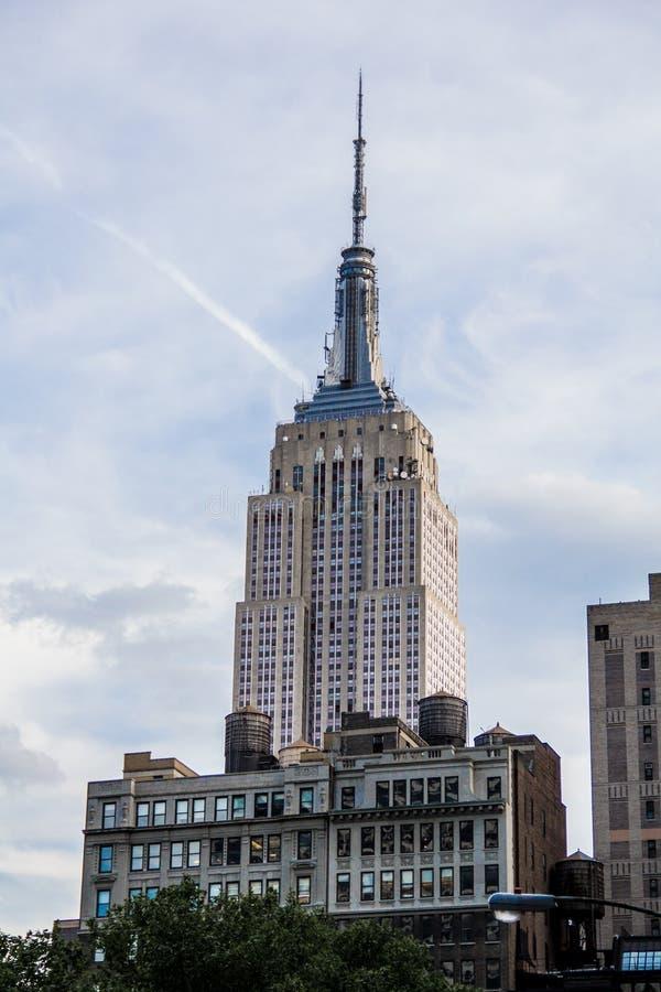 Construção de NYC fotos de stock