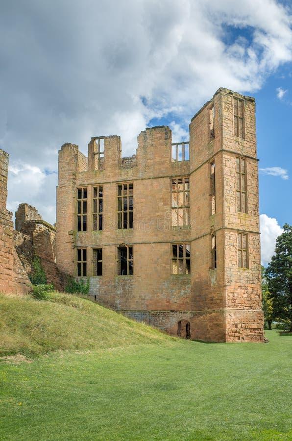 Construção de Tudor fotografia de stock royalty free