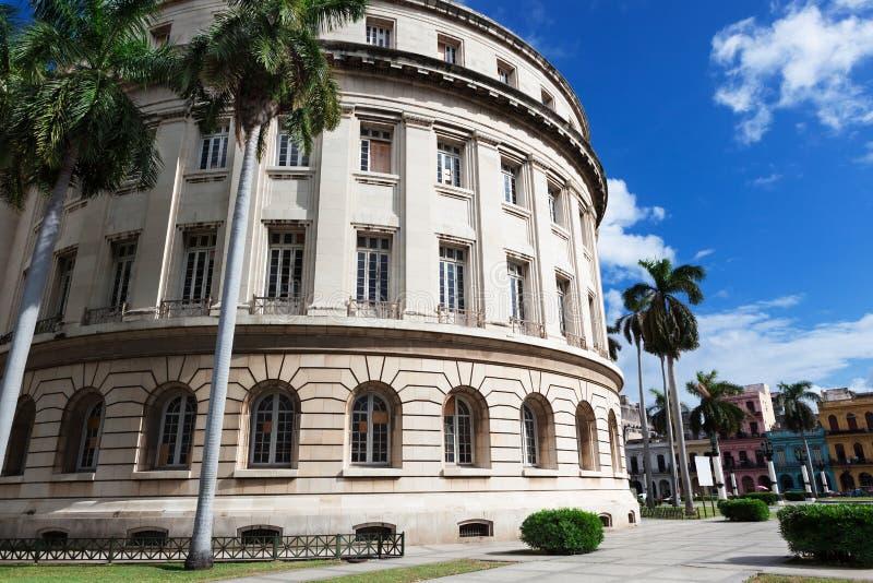 Construção do Capitólio em Havanna foto de stock royalty free