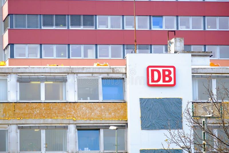 Construção do DB imagens de stock royalty free
