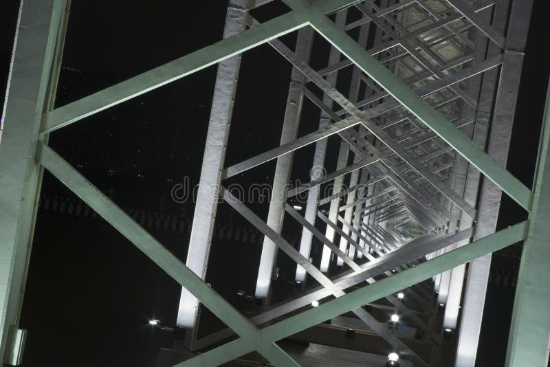 Construção do metal foto de stock royalty free