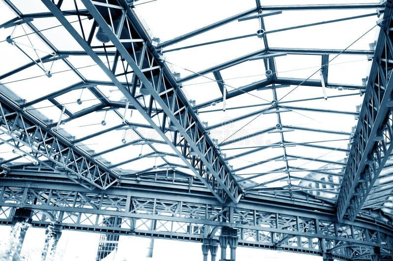 Construção do telhado. fotos de stock