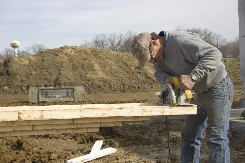 Construção Home 2 Foto de Stock Royalty Free