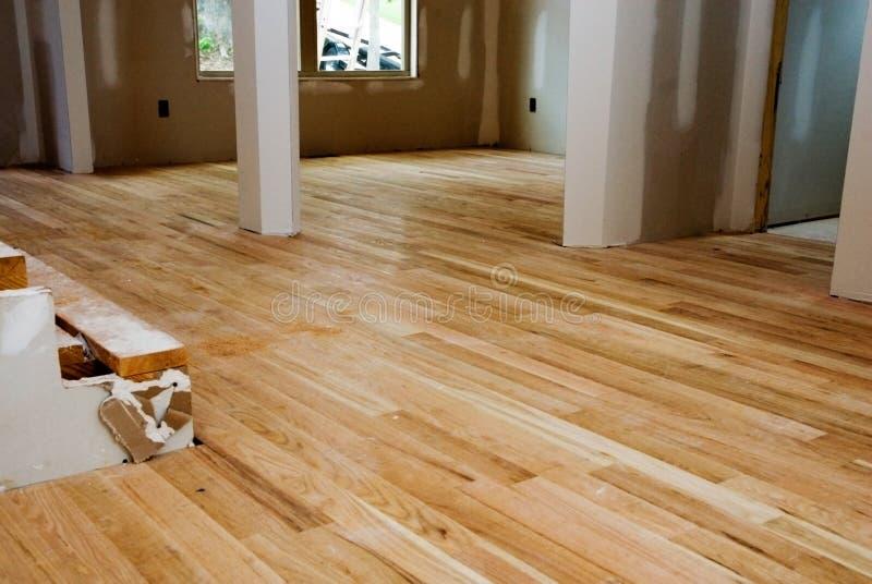 Construção/interior Home novos foto de stock royalty free