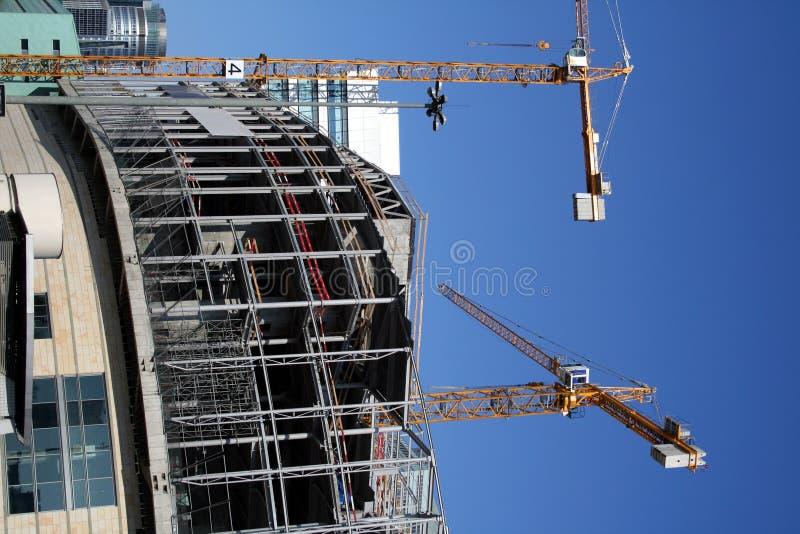 Download Construção moderna foto de stock. Imagem de contratante - 539724