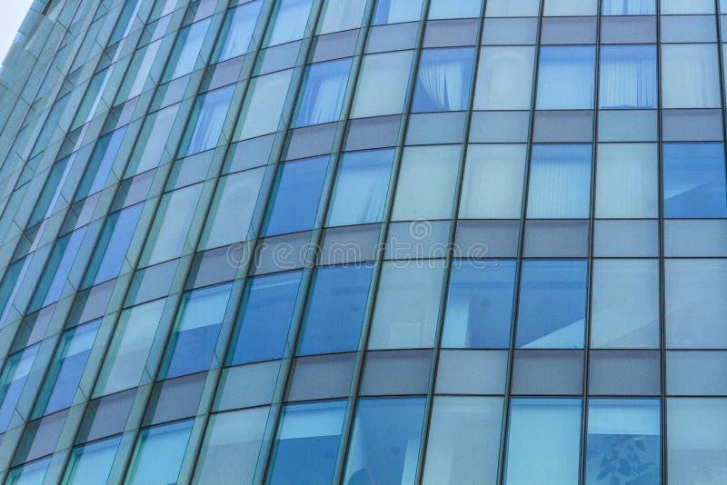 Construção moderna abstrata imagem de stock royalty free