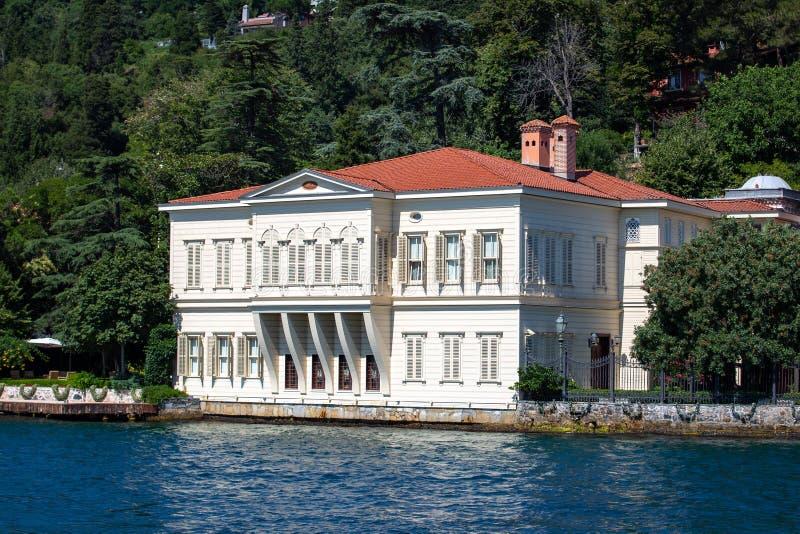 Construção na cidade de Istambul, Turquia imagem de stock royalty free