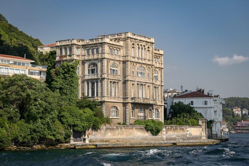 Construção na cidade de Istambul, Turquia foto de stock royalty free