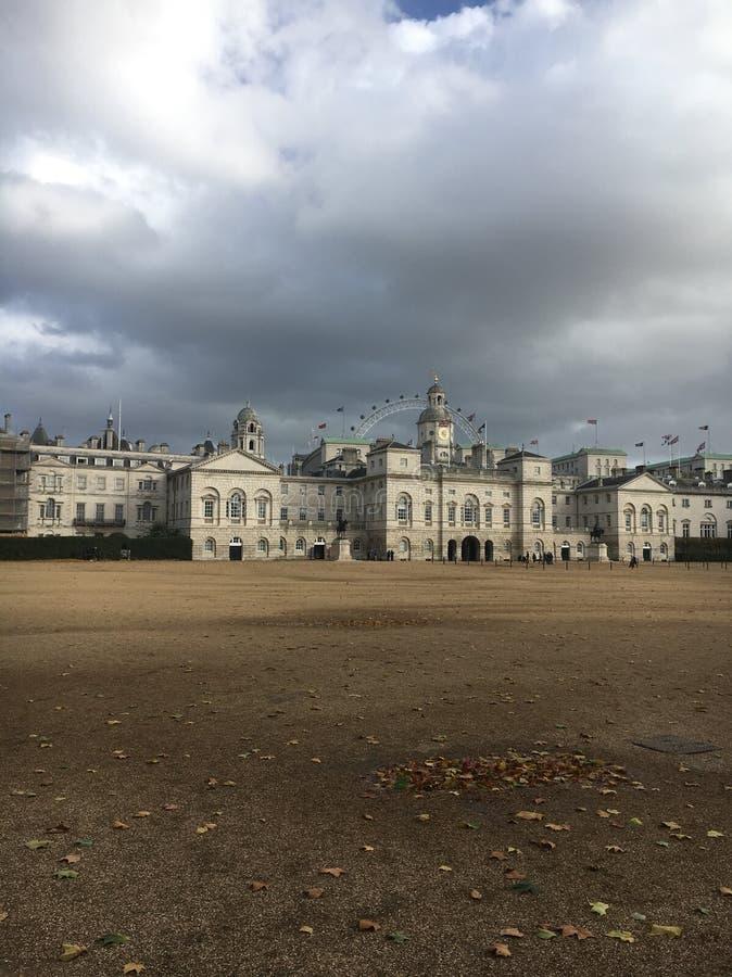 Construção velha de Londres foto de stock royalty free