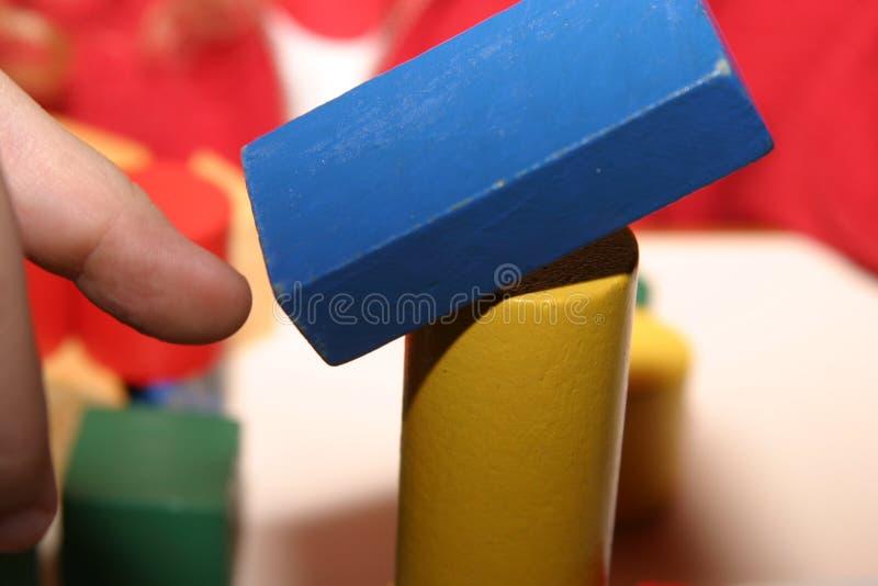 Download Construções imagem de stock. Imagem de vermelho, amarelo - 61457