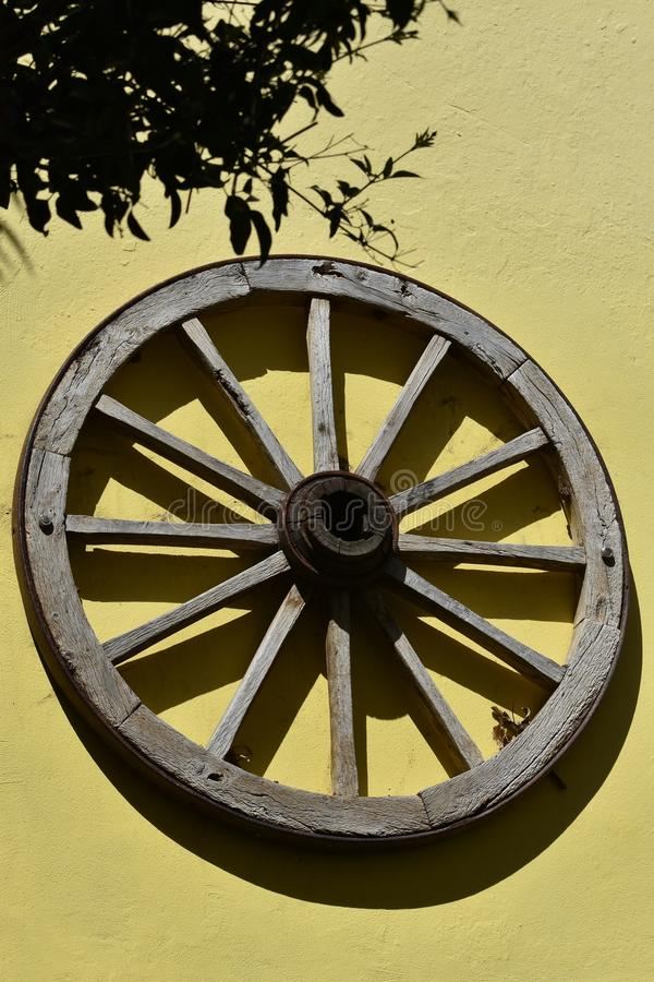 Construções e casas típicas no Algarve, Portugal imagem de stock royalty free
