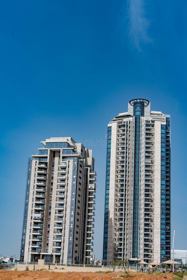 Construções residental modernas fotos de stock royalty free