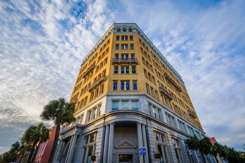 Constru??o hist?rica em Charleston, South Carolina imagens de stock