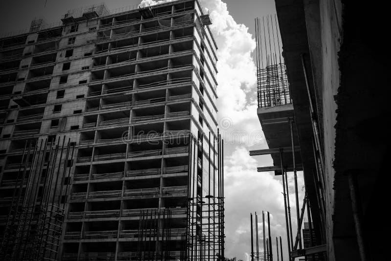 construcción fotografía de archivo
