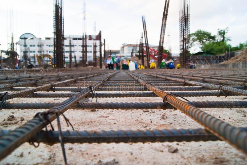 Download Construcción De Acero De La Malla Imagen de archivo - Imagen de concreto, ingeniería: 42429413