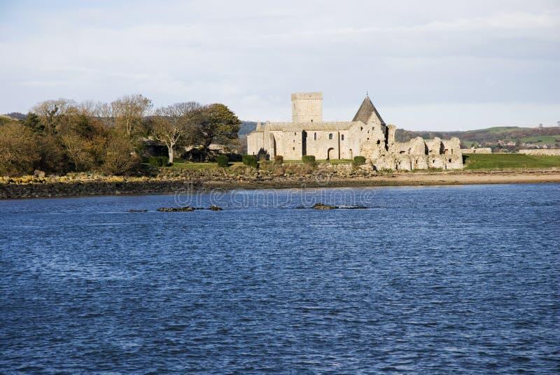 Construcción de la abadía de Inchcombe imágenes de archivo libres de regalías
