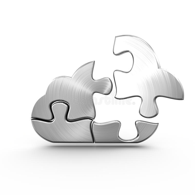 Construcción de una nube que computa libre illustration