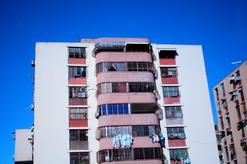 construcción de viviendas en Cumana, Venezuela imagenes de archivo